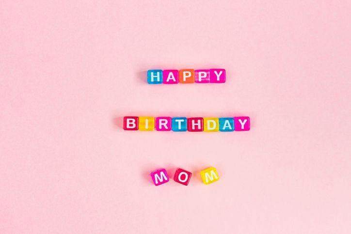 """<p>It's your mom's birthday. After all the cards she's written, gifts she's thoughtfully bought and wrapped, <a href=""""https://www.countryliving.com/food-drinks/g4296/homemade-birthday-cake-ideas/"""" target=""""_blank"""">delicious birthday cakes she's baked,</a> and epic parties she's thrown, the lady deserves to be celebrated in grand fashion on her big day.  For a milestone like her <a href=""""https://www.countryliving.com/entertaining/g27630663/50th-birthday-party-ideas/"""" target=""""_blank"""">50th birthday</a> or <a href=""""https://www.countryliving.com/entertaining/g28105650/60th-birthday-party-ideas/"""" target=""""_blank"""">60th birthday,</a> consider gathering friends and family for a special surprise party. If she's a Rose-Blanche-Dorothy-Sophia fan, invite all her besties over for a cheeky <a href=""""https://www.countryliving.com/life/a30988007/prime-party-the-golden-girls-birthday-party-kit/"""" target=""""_blank"""">Golden Girls-themed get-together.</a> (Don't forget the cheesecake!) </p><p>Maybe your mom's love language is receiving gifts. When it comes to shopping for <a href=""""https://www.countryliving.com/shopping/gifts/news/g4835/birthday-gifts-for-mom/"""" target=""""_blank"""">birthday gifts for mom,</a> consider her interests and personality. If her hobby is knitting, a new batch of yarn in her favorite colors is a good choice. Or if she loves to relax, spoil her with a spa appointment. Make a full day of it with a nice brunch or dinner at her favorite restaurant. She'll enjoy the food and pampering but will love the time spent with you even more.  </p><p>Grand gestures aren't her (or your) thing? A simple card with a <a href=""""https://www.countryliving.com/life/entertainment/g19702255/birthday-quotes/"""" target=""""_blank"""">heartfelt birthday wish</a> is a perfect keepsake that she will treasure forever. Because it's not always easy to find the right words, these 20 birthday quotes just for mom will help you express your love for her on her big day.</p>"""