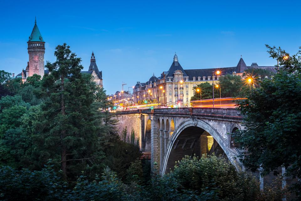 And rest... quiet Luxembourg won't distub your slumber (Getty Images)