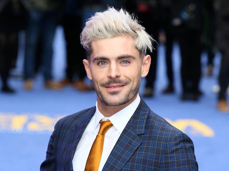 Zac Efron recovering after battling life-threatening bacterial infection - report