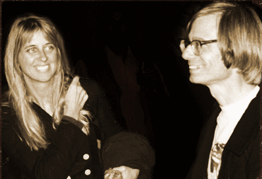 Cindy Lee Berryhill and Paul Williams