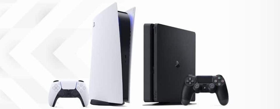 ps5 and ps4