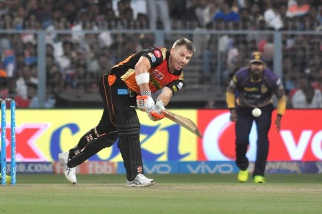 David Warner, IPl 2017, Sunrisers Hyderabad, SRH vs DD