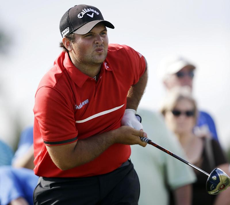 Reed on a roll, wins a World Golf Championship