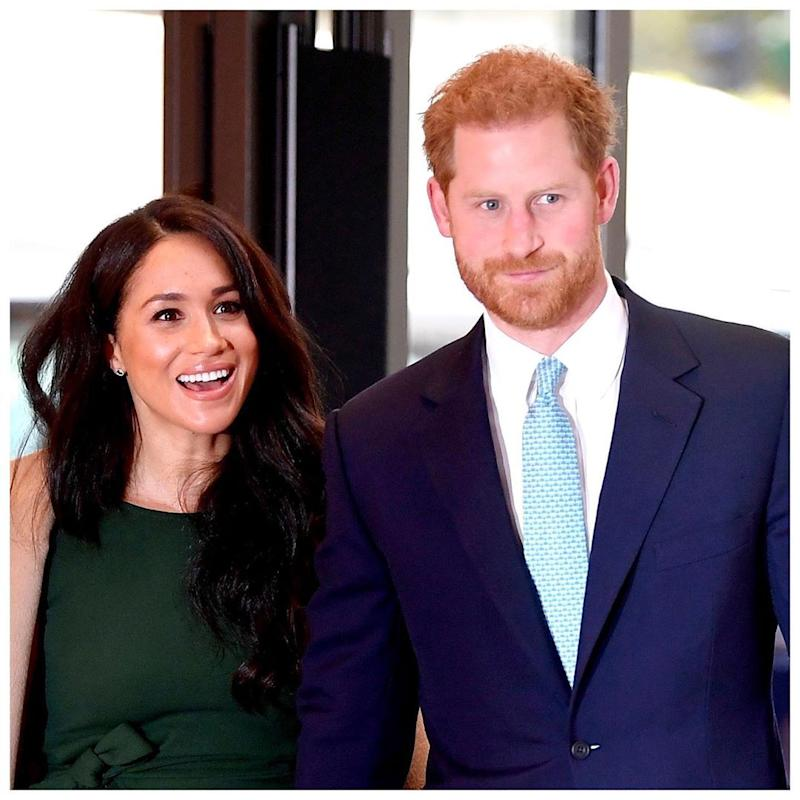 Photo credit: The Duke and Duchess of Sussex - Instagram