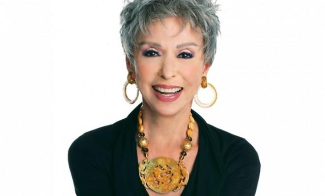 During a six-decade performing career, Rita Moreno has won an Oscar, a Tony, a Grammy, and two Emmys.