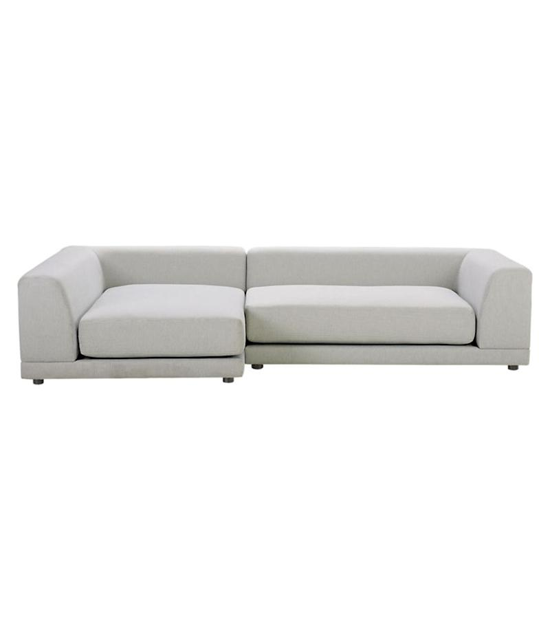 Sensational Yes You Can Fit A Sectional Sofa In Any Size Spaceheres How Andrewgaddart Wooden Chair Designs For Living Room Andrewgaddartcom