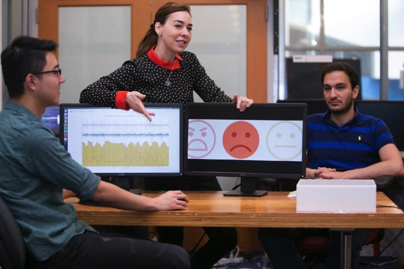 MIT researchers have figured out a way to detect emotions by using wireless signals