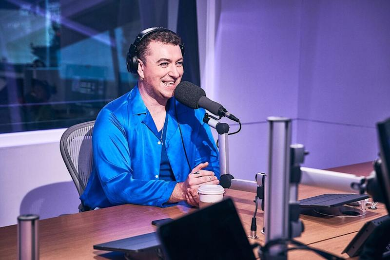 Sam Smith | Courtesy Apple Music