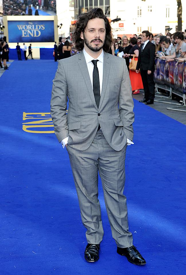 LONDON, ENGLAND - JULY 10:  Director Edgar Wright attends the World Premiere of The World's End at Empire Leicester Square on July 10, 2013 in London, England.  (Photo by Gareth Cattermole/Getty Images for Universal Pictures)