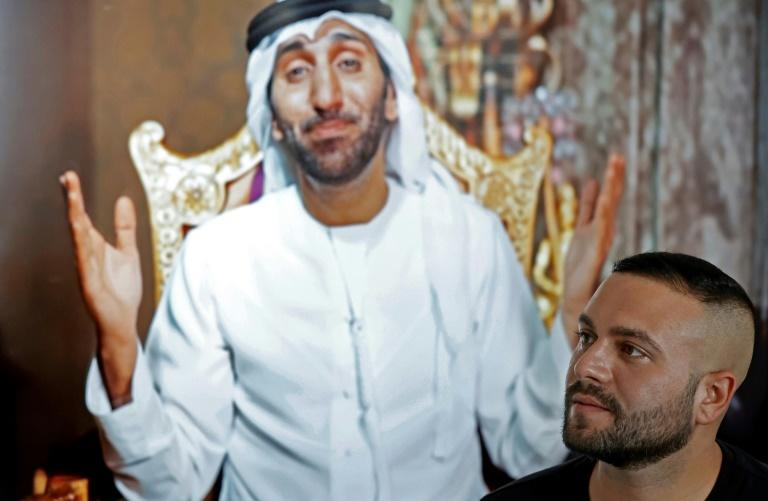 Marziano said he and Aljasim had collaborated over the Zoom video-conferencing service, with some parts of the song recorded in Dubai and others in Israel