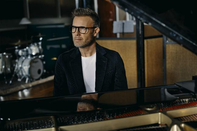 d940fdb180 Gary Barlow as you have never seen him before in latest photoshoot