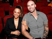 """<p>In May 2018, Kramer celebrated her <a href=""""https://people.com/country/jana-kramer-celebrates-wedding-anniversary-after-husband-cheating-scandal/"""" rel=""""nofollow noopener"""" target=""""_blank"""" data-ylk=""""slk:three-year wedding anniversary"""" class=""""link rapid-noclick-resp"""">three-year wedding anniversary</a> to Caussin by penning a sweet post to him on Instagram. </p> <p>""""For better or for worse…. I love you babe…. Happy 3 years ;). #loveispatient #loveiskind #loveforgivesall,"""" Kramer wrote.</p>"""