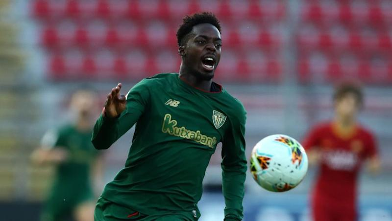 Man Utd make Inaki Williams contact about shock deadline swoop