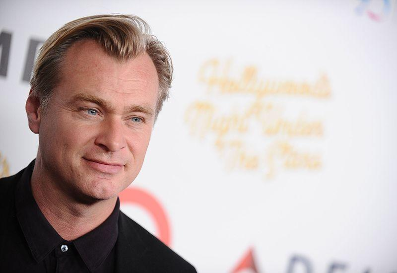 Christopher Nolan (Credit: Getty Images)
