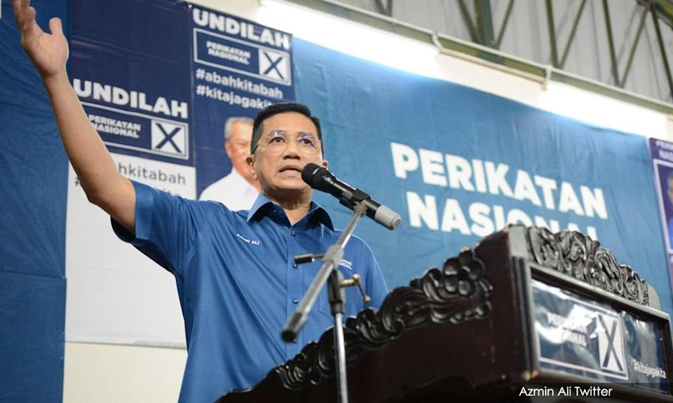 Azmin: PN plan came from Dr M to ensure he could continue as PM