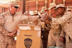 Nonprofit Steps Up for US Troops Who Lack Basics