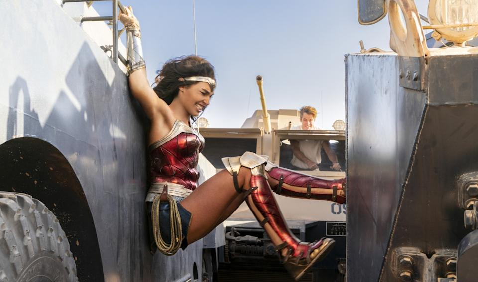 how to watch wonder woman 1984 in 4k