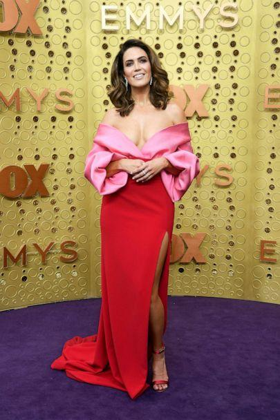 PHOTO: Mandy Moore attends the 71st Emmy Awards at Microsoft Theater, Sept. 22, 2019, in Los Angeles. (Frazer Harrison/Getty Images)