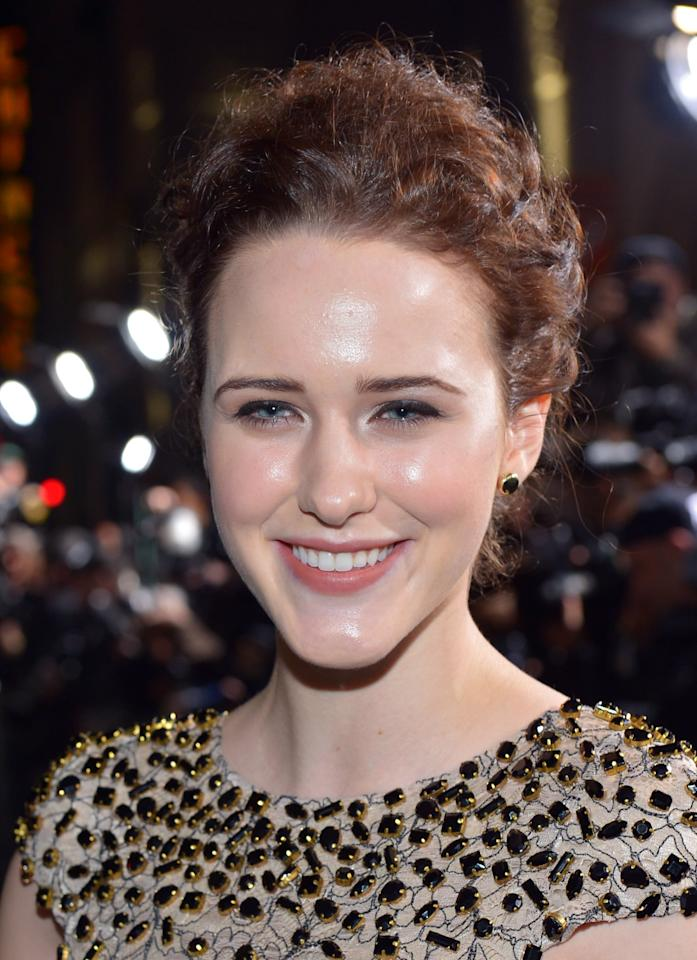 <p>Brosnahan went back and forth between brown and blond for years.</p>
