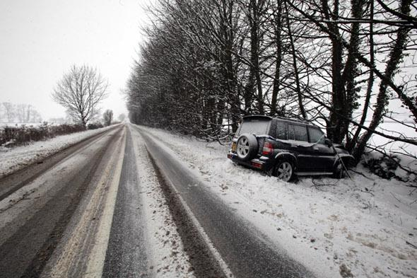 Britain to be hit by big freeze within weeks