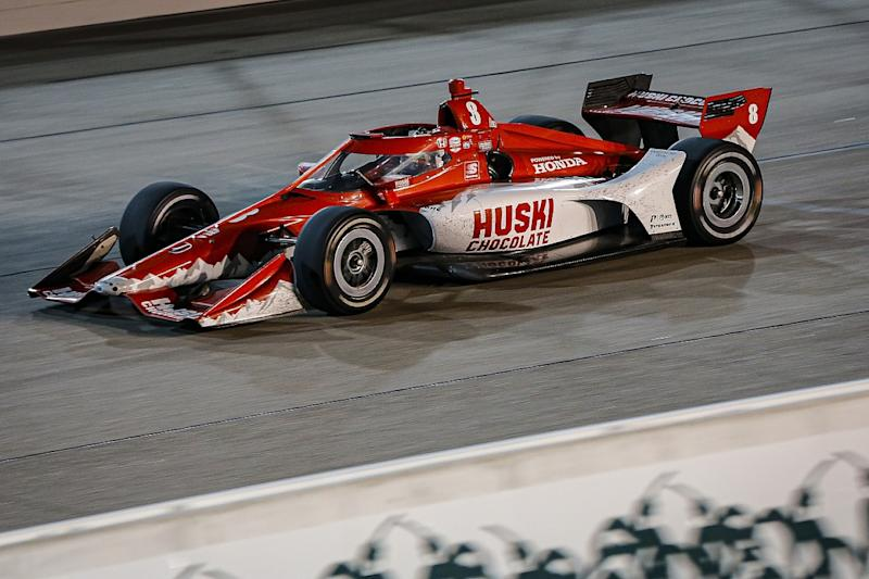 Ericsson: Ganassi had question marks about me