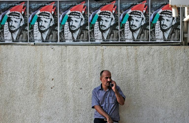 Demonstrations were held in Ramallah and the Hebron area in the West Bank to commemorate the legacy of Arafat, revered as a hero by Palestinians