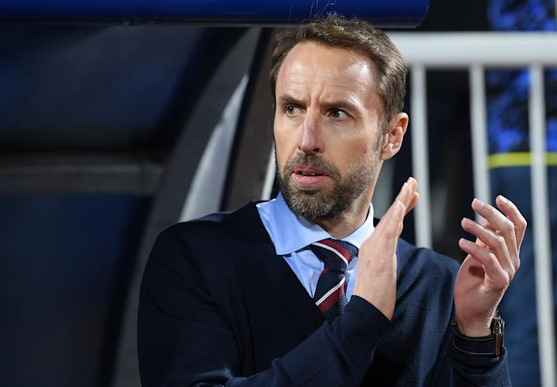 Gareth Southgate praised his side's ruthlessness. (Credit: Getty Images)
