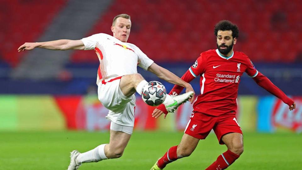 Liverpool FC v RB Leipzig - UEFA Champions League Round Of 16 Leg Two   David Balogh/Getty Images