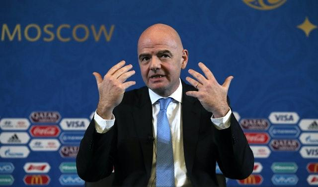 FIFA president Gianni Infantino faces criminal charges