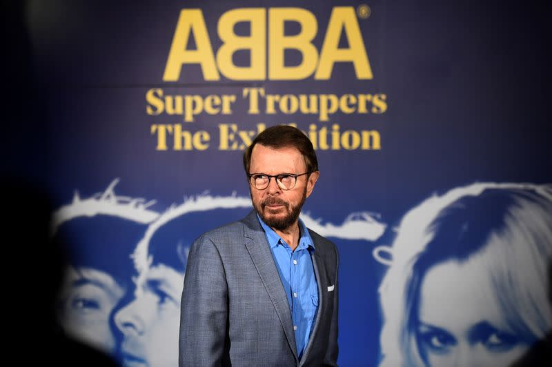 Expect less extravagant shows in post-coronavirus world, ABBA's Bjorn Ulvaeus says