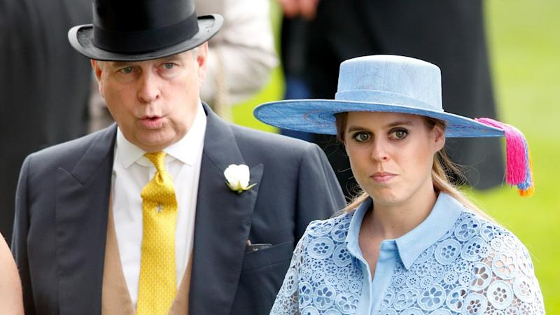 Prince Andrew Still Planning to Walk Daughter Princess Beatrice Down the Aisle Despite Jeffrey Epstein Scandal