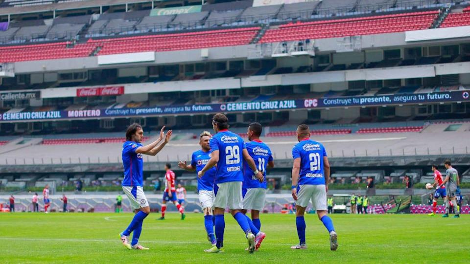 Cruz Azul v Atletico San Luis - Torneo Guard1anes 2021 Liga MX | Jam Media/Getty Images