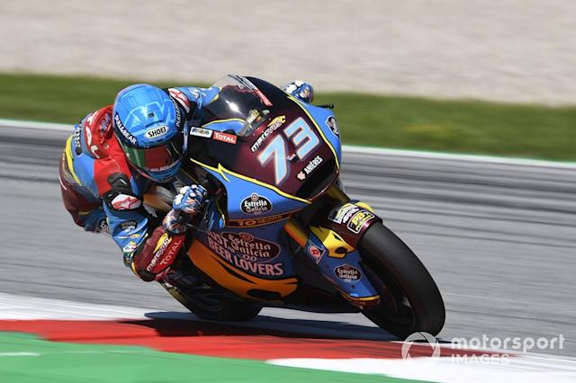 "Alex Márquez, Marc VDS Racing <span class=""copyright"">Gold and Goose / LAT Images</span>"