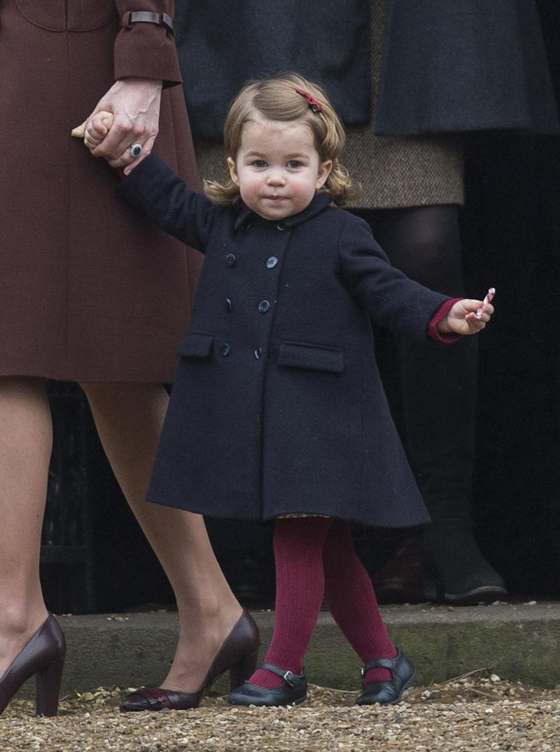 It's been claimed people at the club are not impressed the young royal is taking tennis lessons at the club. Photo: Getty Images