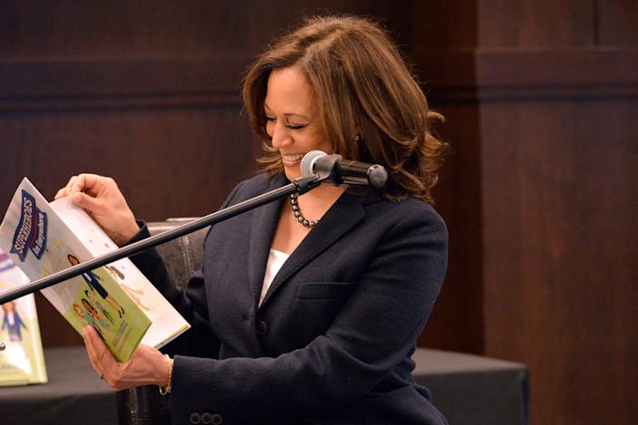 <p>In January 2019, Harris read her book, <em>Superheros Are Everywhere,</em> to a group of children at Barnes & Noble in Los Angeles. She has written three books, and had several written about her, both for children and adults.</p>