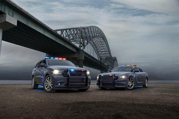 2018 Dodge Durango Police Pursuit