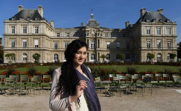 """Four years ago, law student Anina Ciuciu wrote a book called """"Je Suis Tzigane et Je le Reste"""" which loosely translates as """"I'm a gypsy for good"""""""