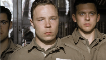 """<p>Graham has become a byword for quality, gritty, British drama, most notably in his work on Shane Meadows' This is England series, though he's also done glossy American stuff like Boardwalk Empire and The Irishman too. He made it into two Band of Brothers episodes as Staff Sergeant Myron Ranney who, in quite the character arc, earned both a demotion and a Bronze Star. See him next in Venom: Let There Be Carnage and <a href=""""https://www.esquire.com/uk/culture/tv/a37461851/the-north-water-andrew-haigh-interview/"""" rel=""""nofollow noopener"""" target=""""_blank"""" data-ylk=""""slk:Andrew Haigh's"""" class=""""link rapid-noclick-resp"""">Andrew Haigh's</a> The North Water on BBC Two.</p>"""