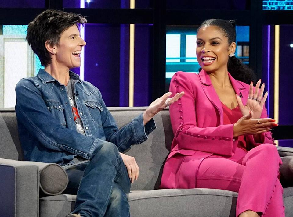 Susan Kelechi Watson, A Little Late With Lilly Singh