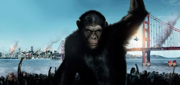 Rise of the Planet of the Apes wins weekend box office (again)