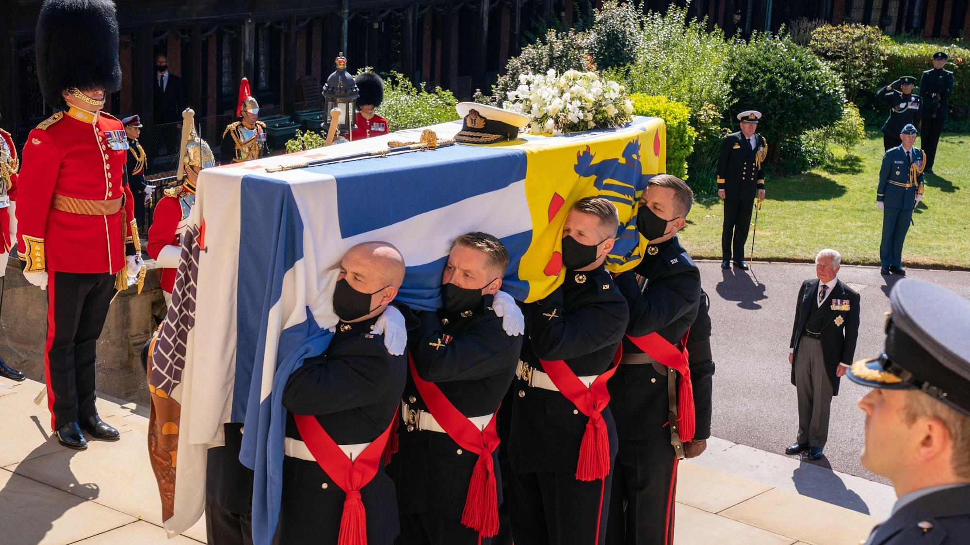 BBC coverage of Duke of Edinburgh funeral watched by almost 7 million