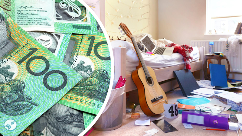 How to make $5,800 from your trash. Source: Getty