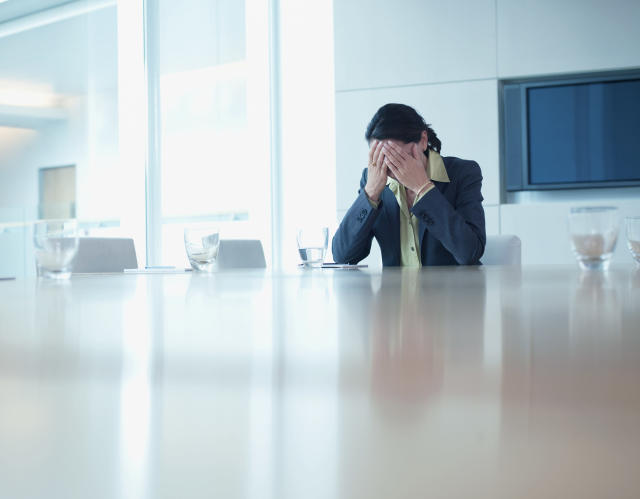 Processing large amounts of information can be draining, according to experts. (Getty)