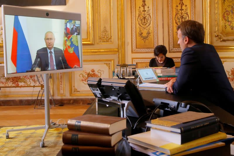 A year after Russia reset, France sees no concrete results - minister