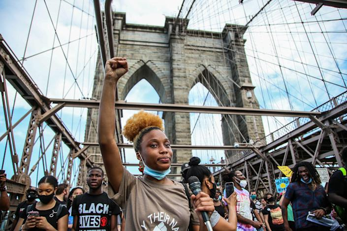 """<p>This marks the 156th year that <a href=""""https://www.seventeen.com/life/a32841775/what-is-juneteenth/"""" rel=""""nofollow noopener"""" target=""""_blank"""" data-ylk=""""slk:Juneteenth"""" class=""""link rapid-noclick-resp"""">Juneteenth</a> is observed in the United States. Every year on June 19, the holiday is celebrated to <a href=""""https://juneteenth.com/history/"""" rel=""""nofollow noopener"""" target=""""_blank"""" data-ylk=""""slk:commemorate the end of slavery"""" class=""""link rapid-noclick-resp"""">commemorate the end of slavery</a> in the United States. Juneteenth is rooted in history — although President Abraham Lincoln declared the emancipation proclamation on the first day of 1863, the news didn't reach Texas for another two and a half years. It specifically hit on June 19, 1865, when Major General Gordon Granger and Union soldiers first brought news to Galveston that enslaved people were now free. Since then, the holiday has been observed in 45 U.S. states over time.</p><p>There are tons of ways to celebrate Juneteenth, including festivals, marches and cookouts, but it's also a time where Americans acknowledge the injustices of the country's past and uplift the voices of the Black community. More recently, people have celebrated Juneteenth by taking the streets and protesting in support of the Black Lives Matter movement. If you're looking to learn and be moved by the history of Juneteenth, read these quotes by prominent Black leaders.</p>"""