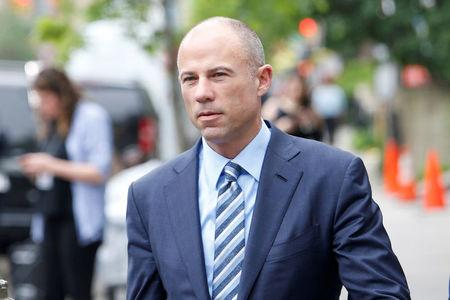Trump's former lawyer requests restraining order against Avenatti