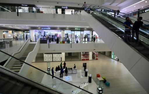 Hopes for shopping revolution as malls sprout in Iran