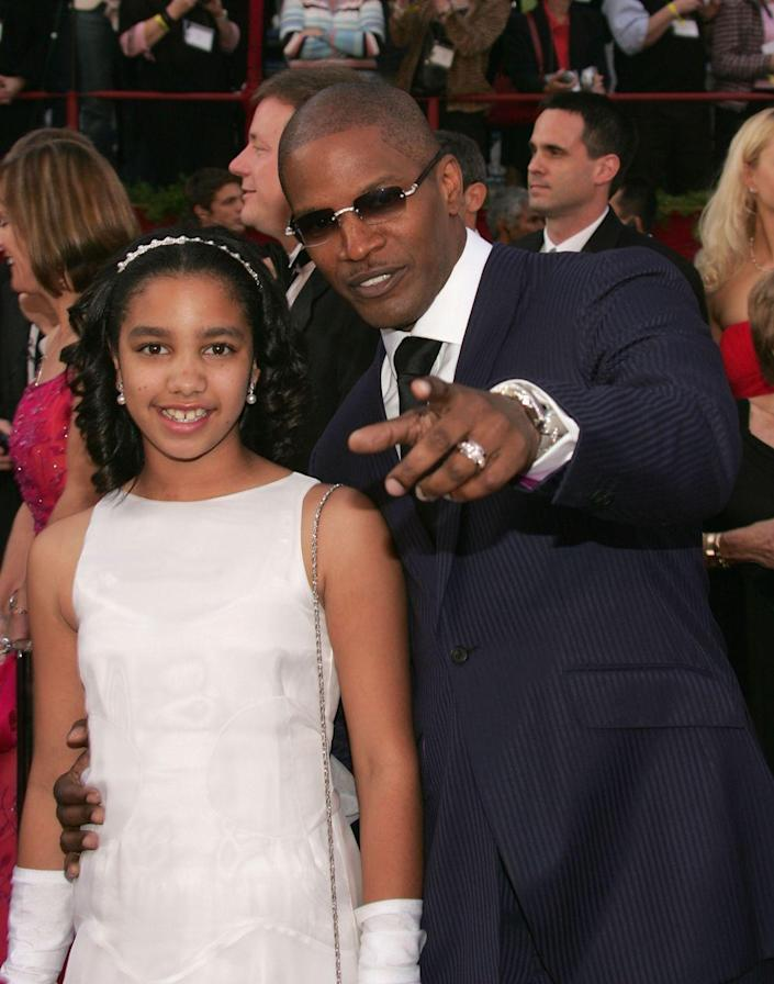 <p>The eldest daughter of Academy Award-winner Jamie Foxx was born on February 15, 1994.</p>