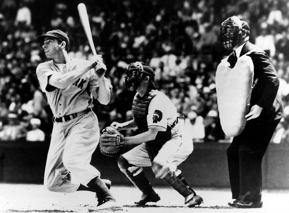 The Yankees have been associated with sporting Titans such as Joe DiMaggio throughout their history