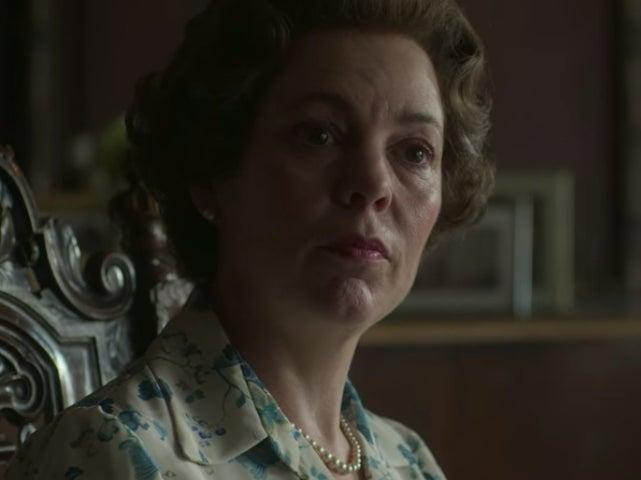<p>Olivia Colman's Queen Elizabeth II says she's 'shocked' by Prince Andrew</p>Netflix